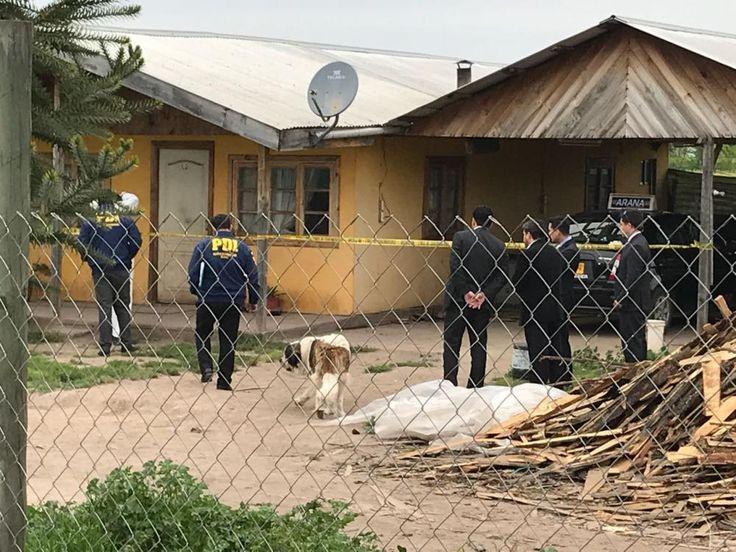 En Tinguiririca femicidio y suicidio conmocionan a San Fernando - El Marino