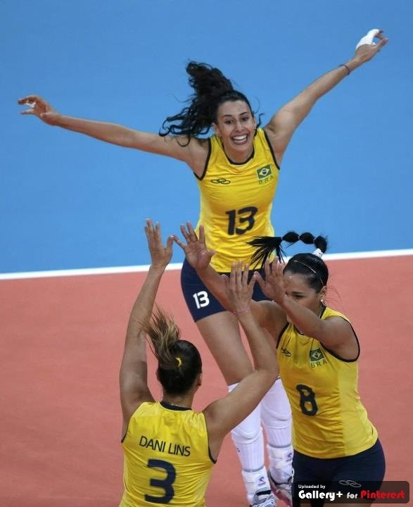 Brasil vence o Japão e está na final do Volei Feminino. Olimpíadas 2012.