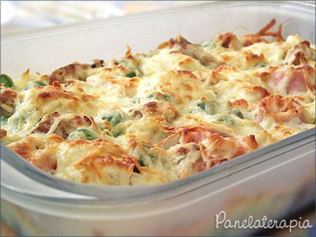Couve-flor Gratinada Light - by Panelaterapia