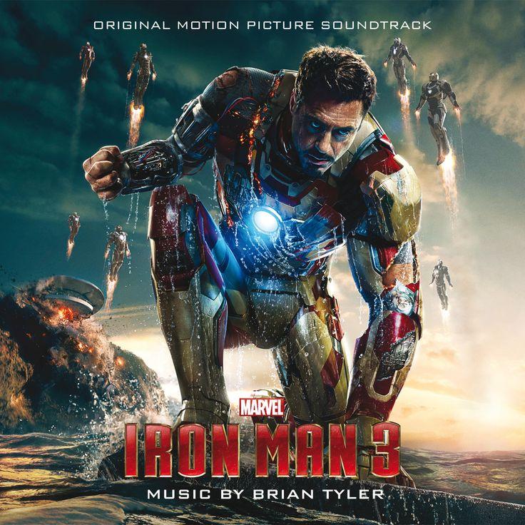 Iron Man 3 Brian Tyler