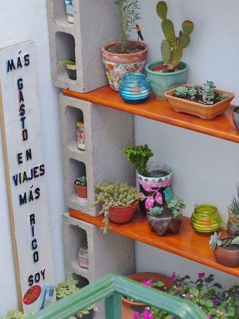 Con alma de valija.: Cactus