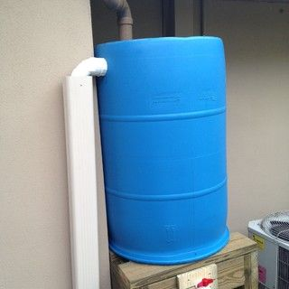 Rainwater Cistern Instructable