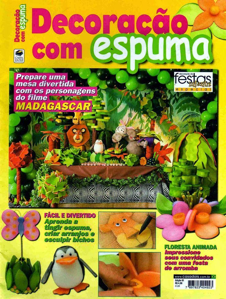 manualidades madagascar revista gratis