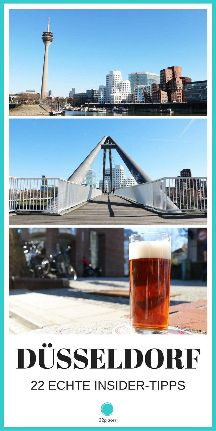 Die besten Tipps für Düsseldorf. Die beiden Reiseblogger Ania und Daniel von Geh mal reisen geben dir die besten Insidertipps für ihre Heimatstadt Düsseldorf.