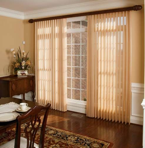 Verticle Blind Sheer Vertical Blinds With Beautiful