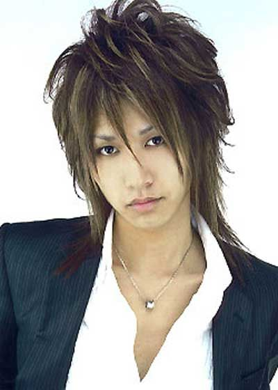 asian funky long hairstyles for men Hairstyles For Long Hair Men in This Modern Era