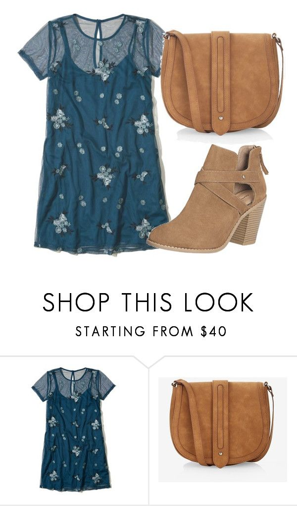 """""""Outfit #1853"""" by lauraandrade98 on Polyvore featuring moda, Hollister Co., Express y Avenue"""