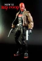 Red Hood DC New 52 V3 (DC Universe) Custom Action Figure