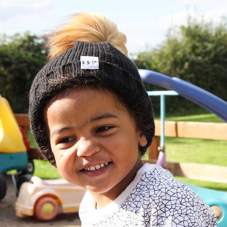 Kids Bobble Hat | Kidult and Co | When I Grow Up Range | www.kidultand.co