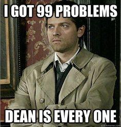 supernatural funny meme | Supernatural Memes