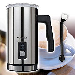 The Best Milk Frother Reviews For A Luxurious Coffee Experience - Our Kitchen Reviews