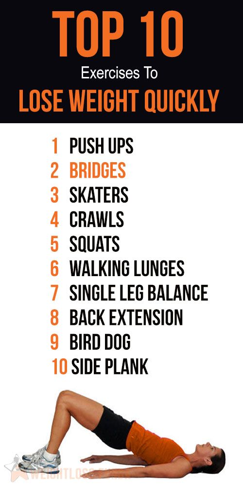 The best morning exercises 10