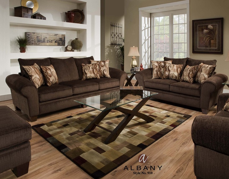Chocolate Brown With Earthy Greens Bring The Fresh Feeling Of The Outdoors In Chocolate