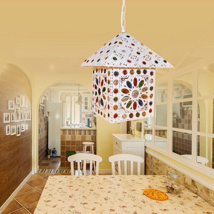 Богема ретро металлический потолок  | eBay  http://www.ebay.com/itm/Bohemia-Retro-Metal-Ceiling-Light-Pendant-Lamp-Fixture-Lighting-Chandelier-PL466-/222339612680?hash=item33c4794008