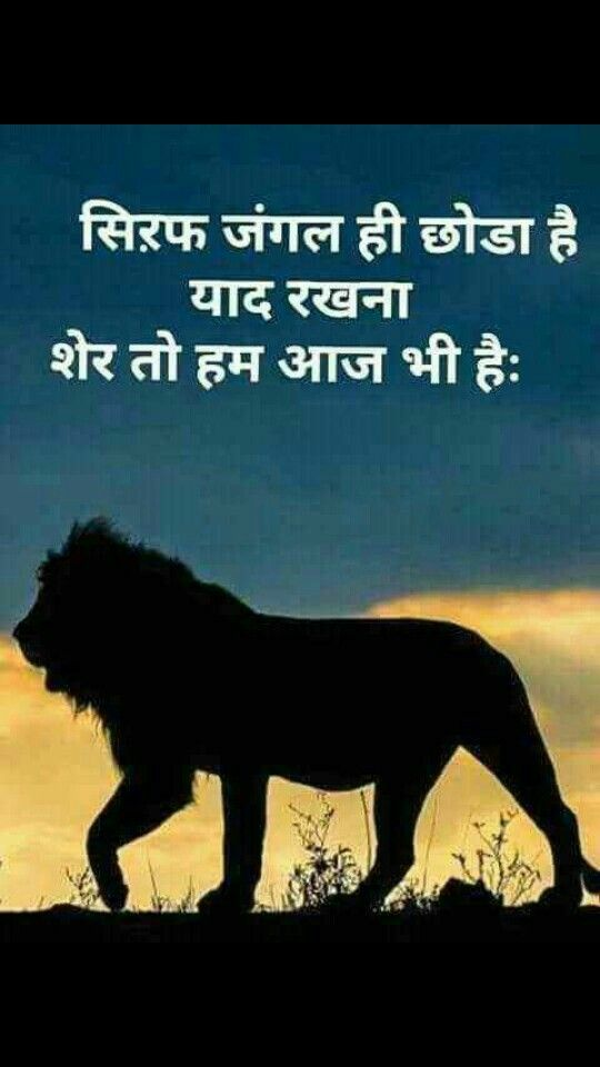 Pin by SUBH on quatos for learning | Rajput quotes, Hindi