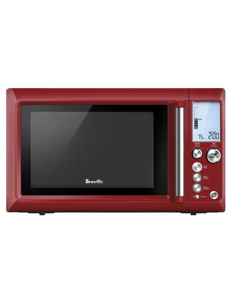 Breville The Quick Touch Microwave Oven, BMO634CRN product photo