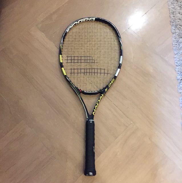 Babolat Nadal 26 Junior Tennis Racquet 2020 Review Tennis Racquet Tennis Racket Racquets