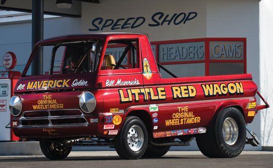 Legend Bill Maverick's Best`Man: The Little`Red`Wagon; A ...