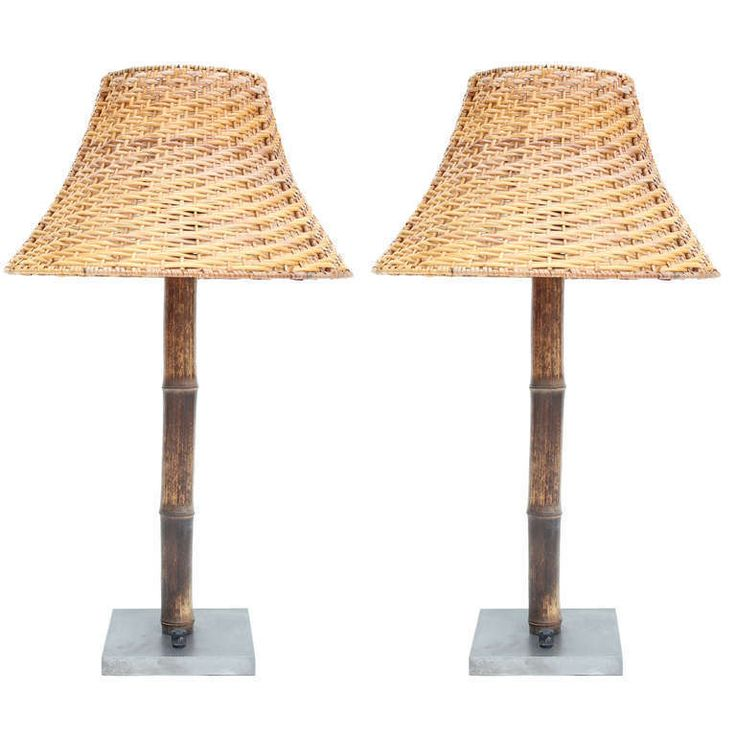 14 Best Bamboo Rattan Wicker Images On Pinterest Bamboo