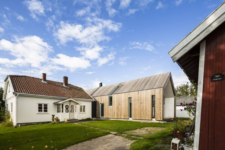 Tech Spot #49: Kebony cladding by LINK architects in Norway