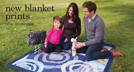 Win a JJ Cole blanket! Winner announced April 30th, 2012.