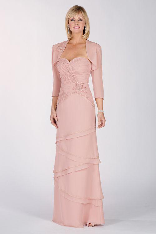 Mejores 84 imágenes de Mother of the Bride Dresses en Pinterest ...