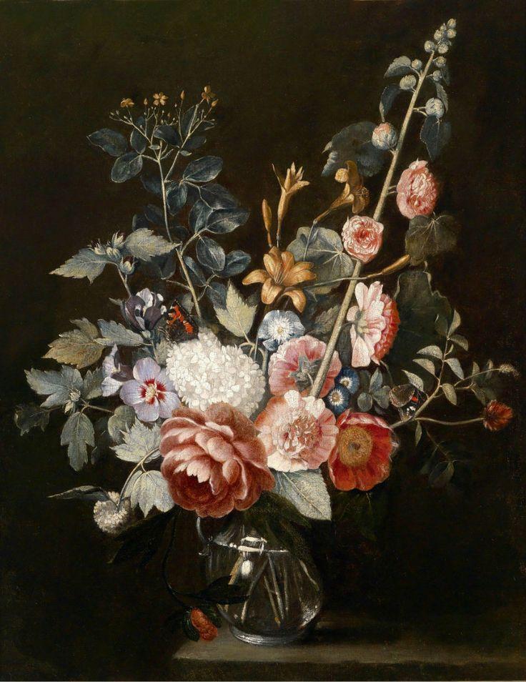 Dutch School floral still life - ca 1700