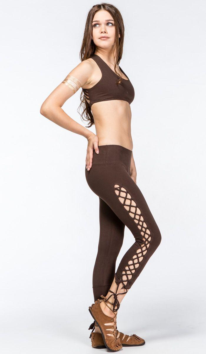 https://indiastyle.ru/women-yoga-clothing/product/bridzhi-gratsioznaya-lan Леггинсы для йоги из хлопкового трикотажа с плетением ручной работы. Yoga leggins  1920 рублей