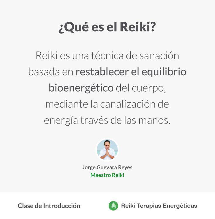 ¡Comienza hoy a aprender Reiki! Iniciemos por lo básico, el Reiki es una técnica de sanación japonesa basada en restablecer el equilibrio bioenergético de tu cuerpo, esto aporta multiples beneficios, físicos, emocionales y espirituales.  Aprende más acerca de esta técnica maravillosa en nuestra clase de introducción al Reiki. #reiki #energia #equilibrio #bioenergetico #terapia
