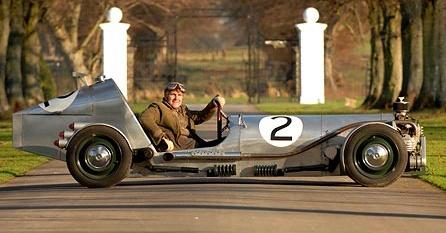 Kentucky Man Invents Car that Runs on Bourbon