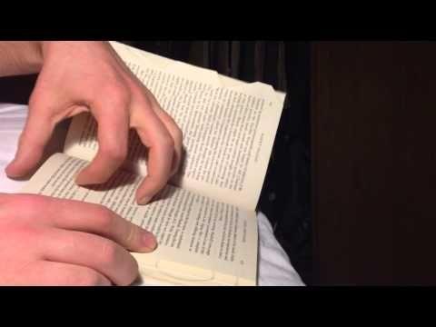 Folding Book Art - Wedding Table Numbers - 3