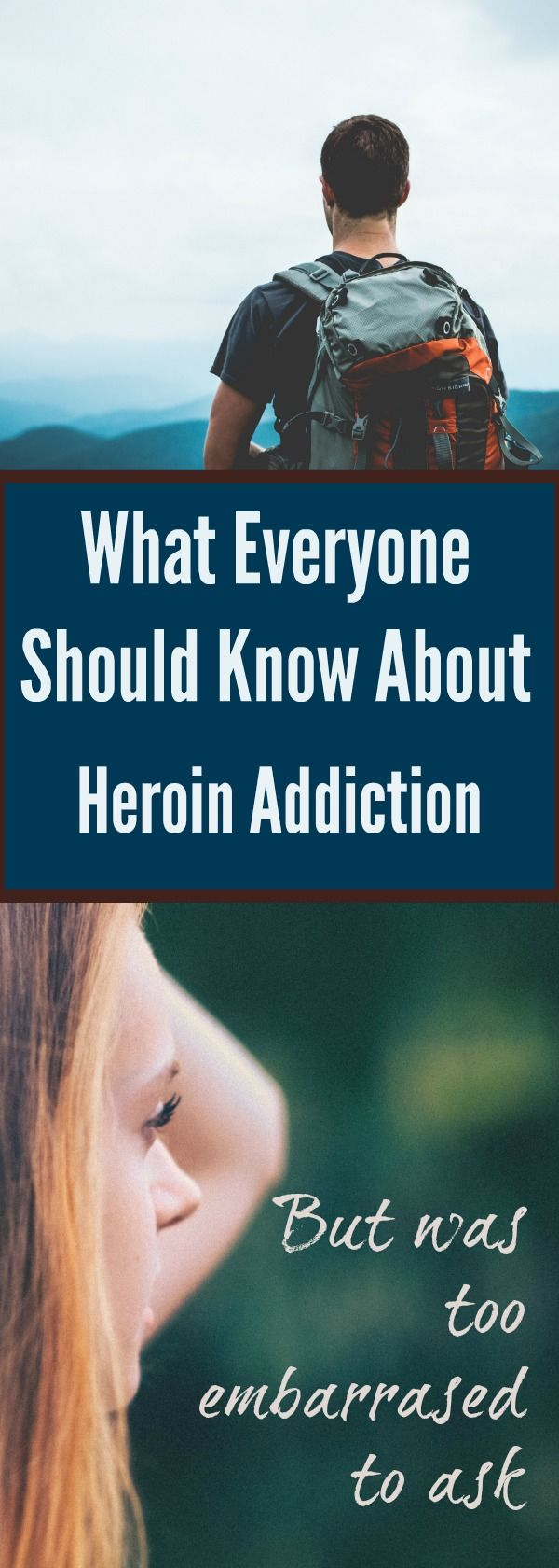There is so much confusion on the subject of #Heroin #Addiction. In my opinion, most of the people who are addicted to heroin started out taking some kind of pain medication.