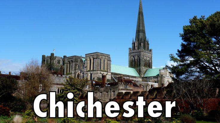 Hermans's Vlog: Chichester City, Storm Katie & Hayling Island