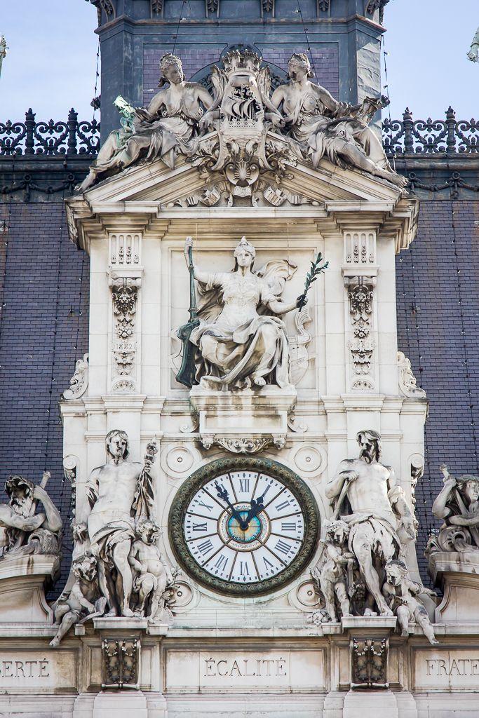 Hôtel de Ville \\  Paris .France