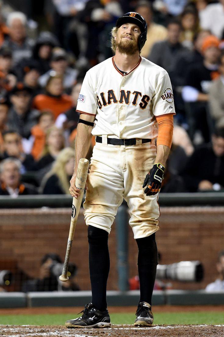 Hunter Pence - San Francisco Giants (2014)