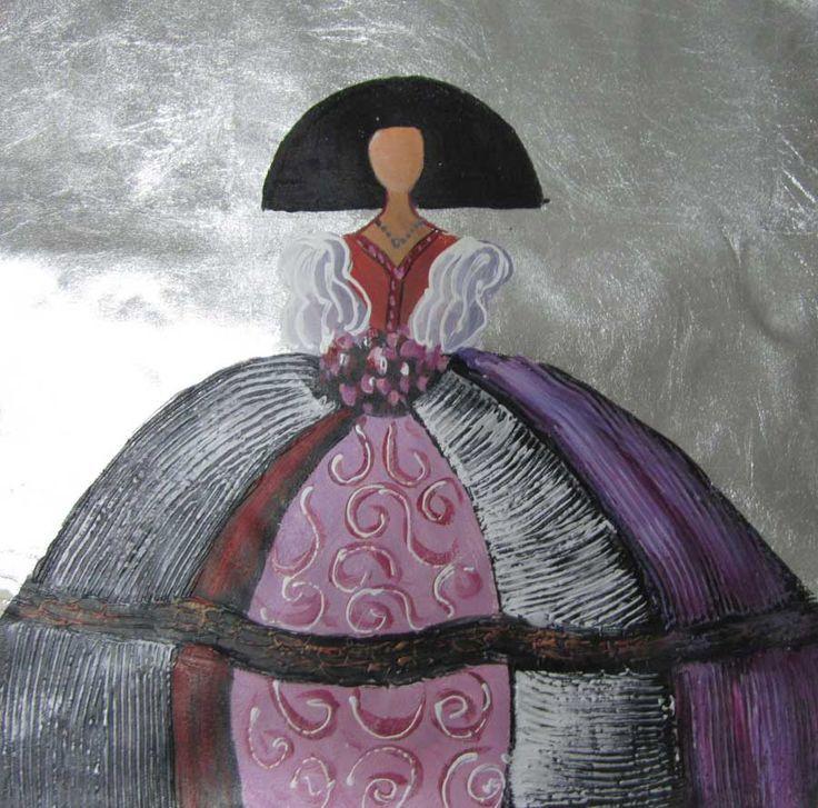 M s de 1000 ideas sobre proyectos de arte africano en pinterest lecciones de arte arte - Cuadros de meninas modernos ...