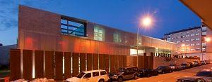 Centro de Salud en Pontevedra en Plazatio