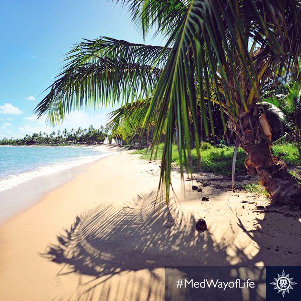 Ontdek de Oostkust van Brazilië met haar levendigheid en prachtige stranden #MSCPreziosa