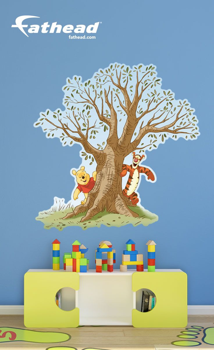530 best winnie the pooh friends images on pinterest pooh bear put your passion on display with a giant winnie the pooh honey tree fathead wall decal