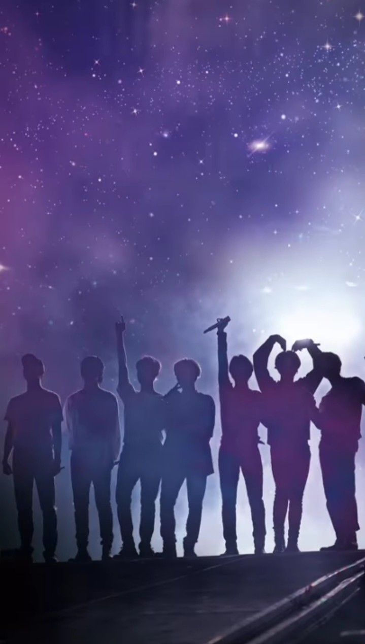 Bts Break The Silence The Movie Moving Poster Bts moving wallpaper iphone