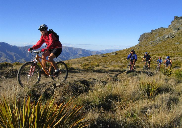 Biking around the Pisa Range is even more fun and would have been a lot easier… check out our great mountain biking tracks.