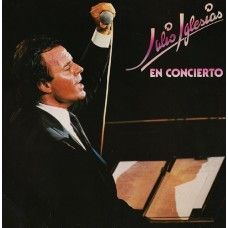 En Concierto by Julio Iglesias from CBS (CBS CX 88631)