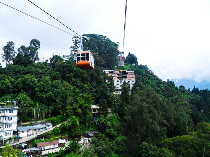 Gangtok Ropeway in Gangtok, Sikkim