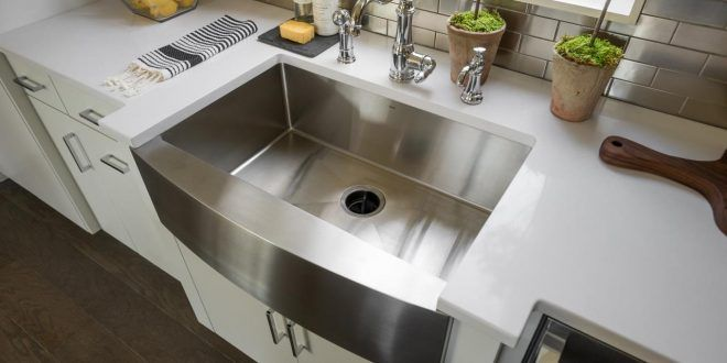 How to restore Stainless Steel Kitchen Sinks
