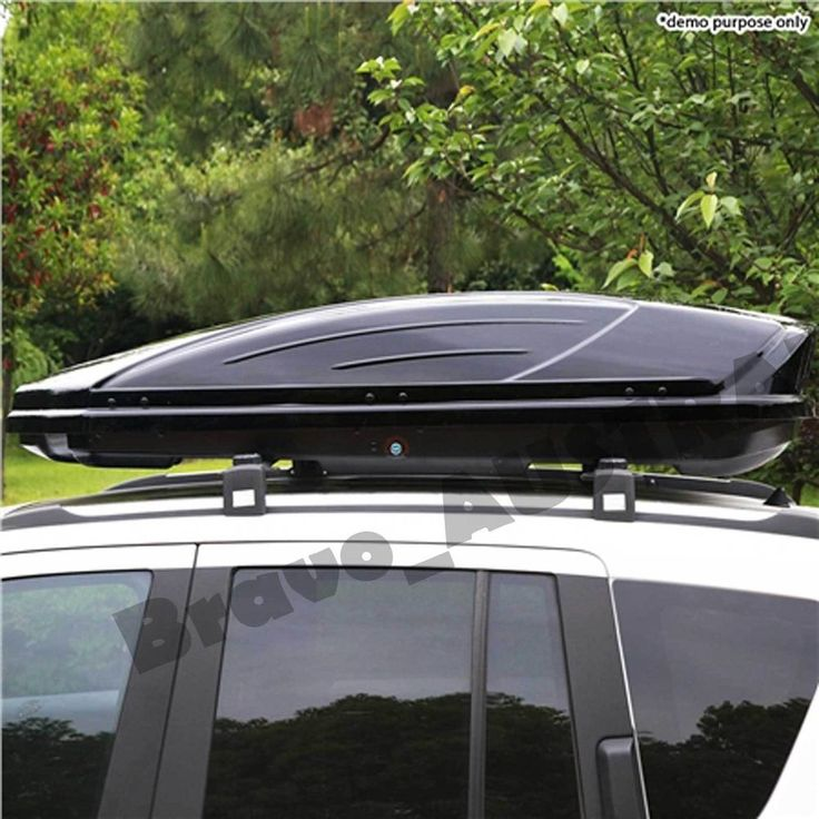 Roof Rack Pod Lovequilts