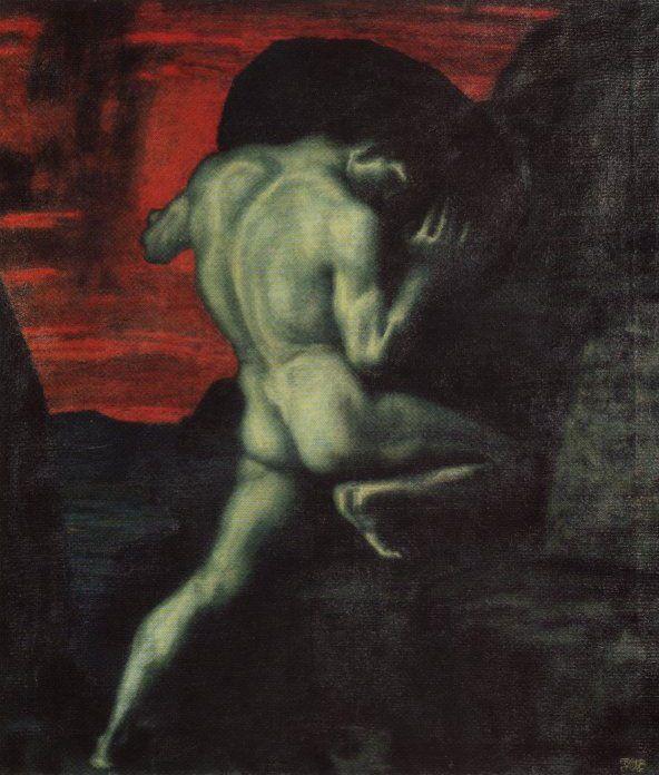 Sisyphus Franz von Stuck