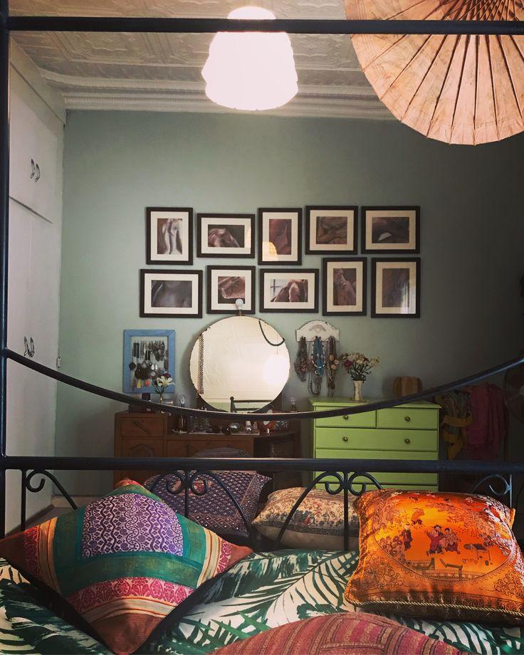 Cushions for Daze  #bohointeriors #gypseydecor #bohoglam #boho #bohemianstyle  #bohostyle #beautifullyboho #ihavethisthingwithcolour #ihavethisthingwithtextiles #gypseyset #makeityours #inmydomain #bohochic #electichome #eclecticdecor #maximalism #myhomevibe #planteriordesign #myhyggehome