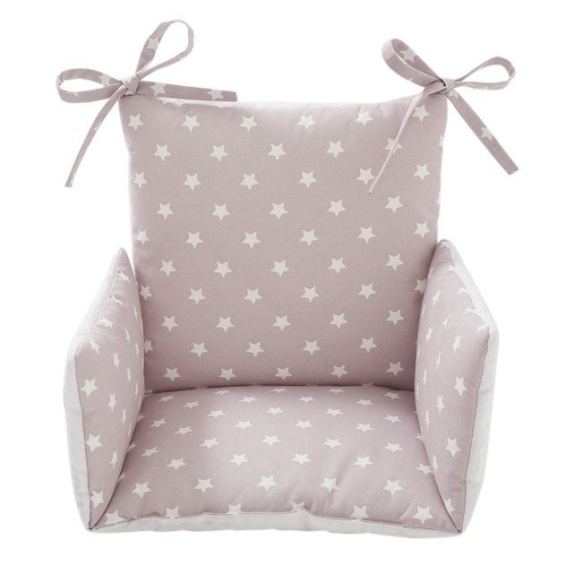 Les 25 meilleures id es de la cat gorie coussin de chaise for Coussin pour chaise haute bebe