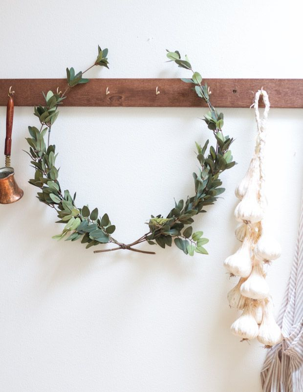 DIY Laurel Wreath                                                                                                                                                                                 More