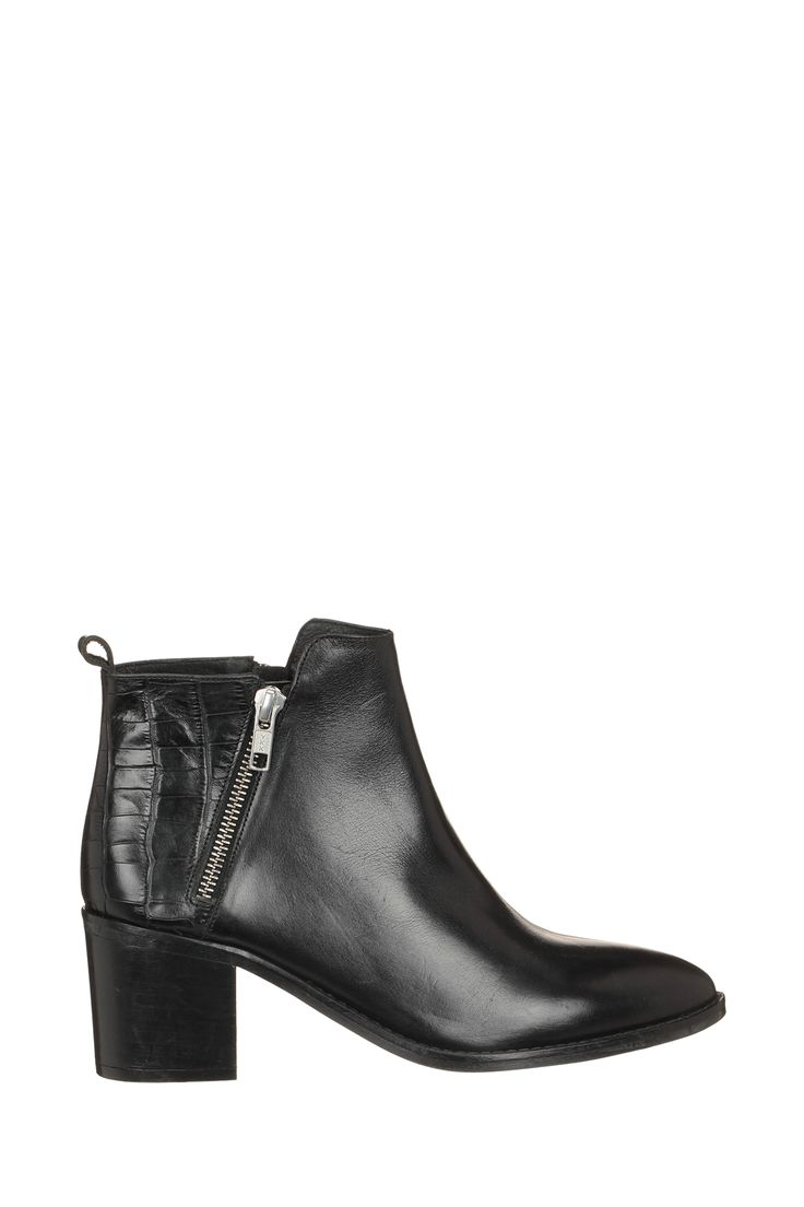 the 25+ best bottines cuir femme ideas on pinterest | boots femme